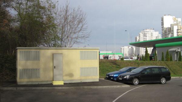 Автозаправочная станция «Белоруснефть»