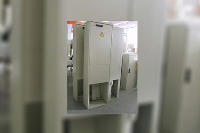 Шкафы ввода и учета на два и более счетчиков электроэнергии ШВУ