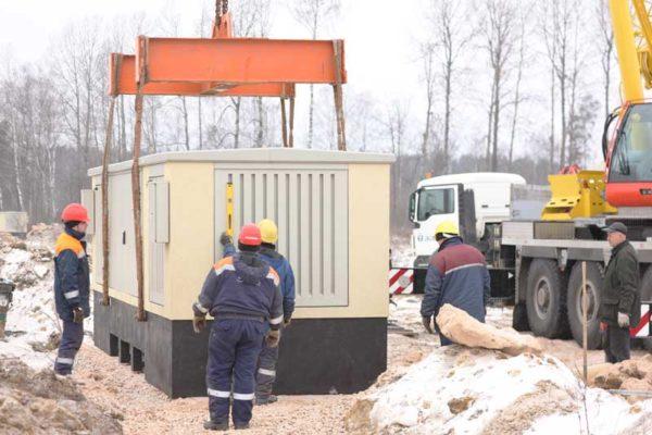 Монтаж сетей и производство электромонтажных работ