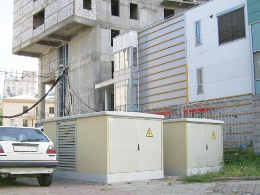 Аренда трансформаторных подстанций для временного электроснабжения
